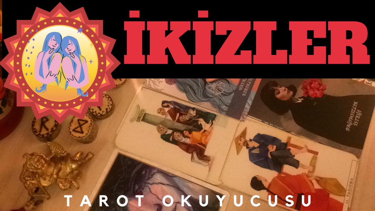 İKİZLER BURCU // Doğru Zaman ! // İkizler Burcu Tarot Falı