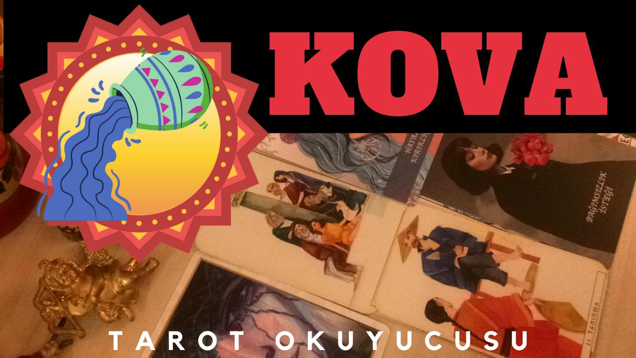 KOVA BURCU // Yıldızın Parlıyor !// Kova Burcu Tarot Falı